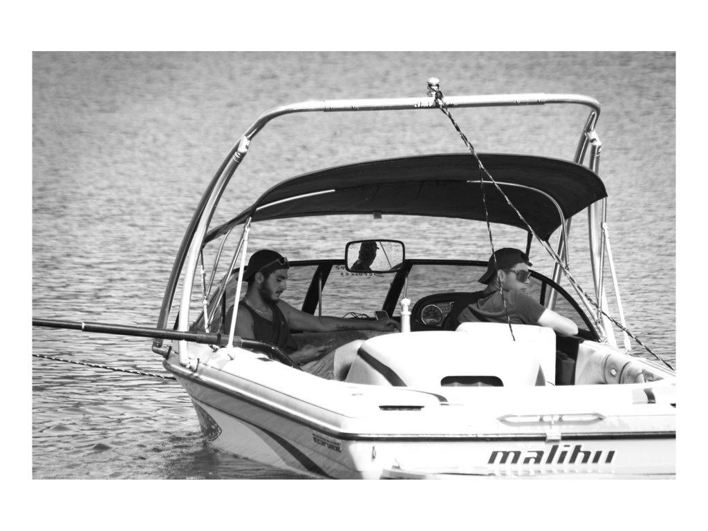 On boat @seb_sensei