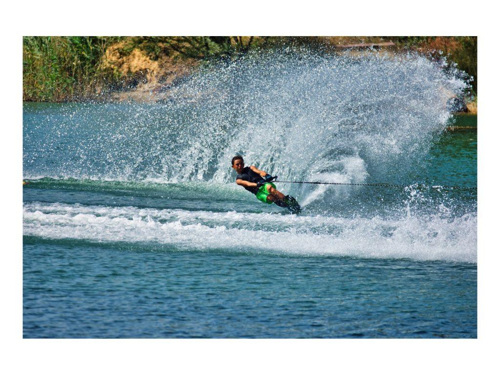 Slalom wave @seb_sensei